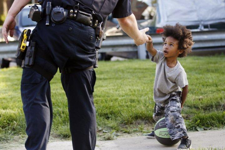 Police Peace